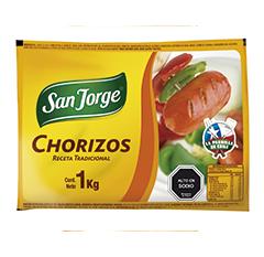 Chorizos 1 Kilo Plano A