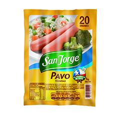 Vienesas Pavo 1kg