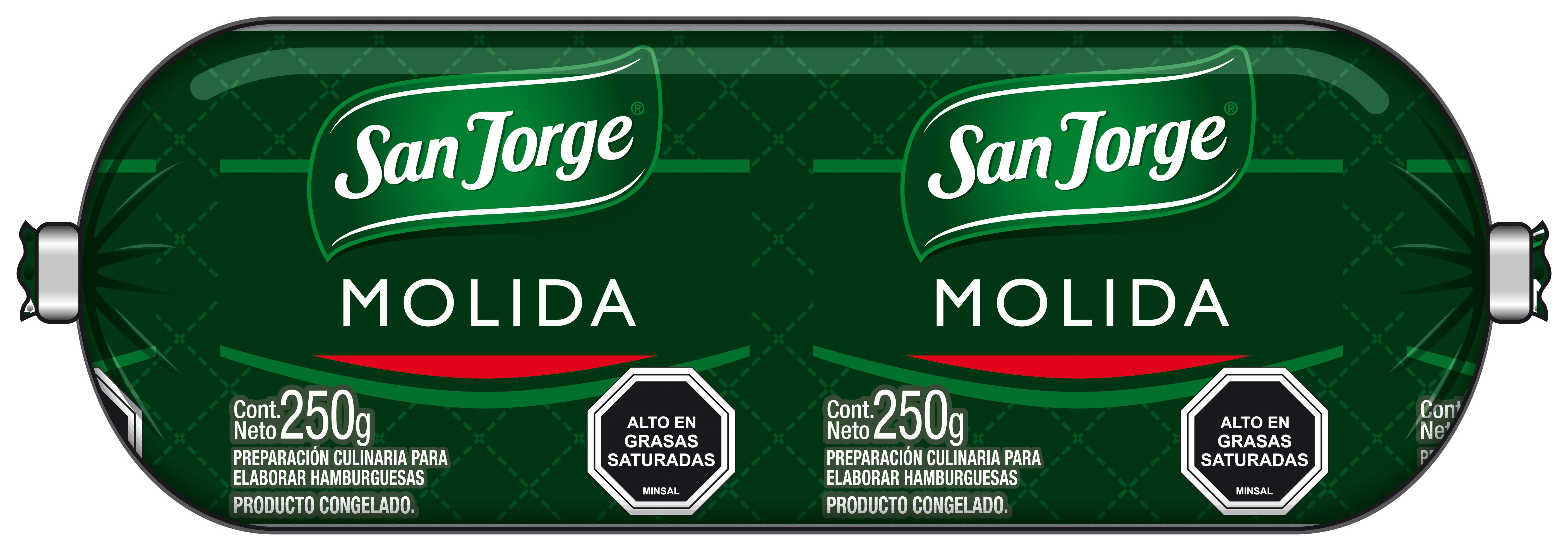 Carne Molida San Jorge 250g